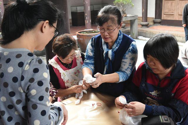 老師與學員的互動