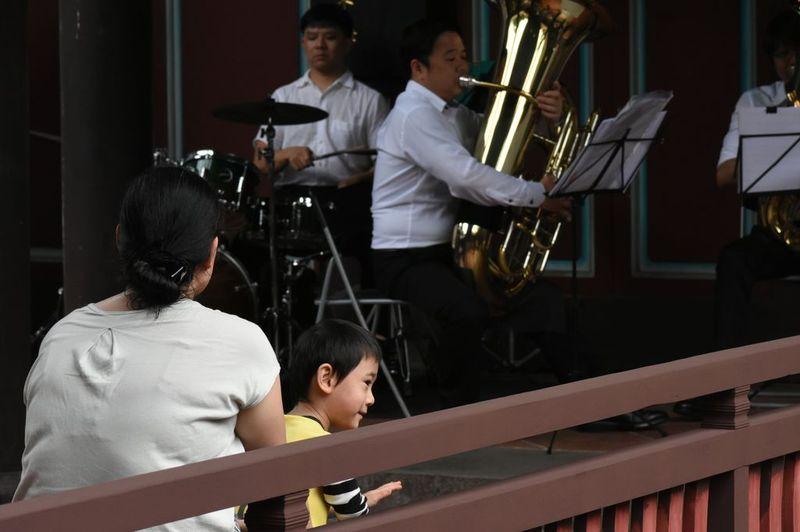 單一樂器的演出