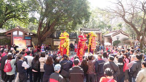 105年01月 林園新春活動