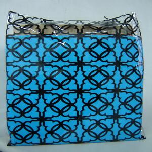 福袋上街時尚提袋-藍